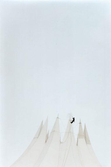 Noguchi Rika: A Man and some Birds #4, 2010, Courtesy Loock Galerie, Berlin