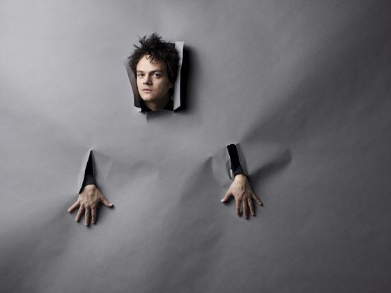 Peter Rigaud / laif: Jamie Cullum, english Singer-Songwriter, Berlin, 2013