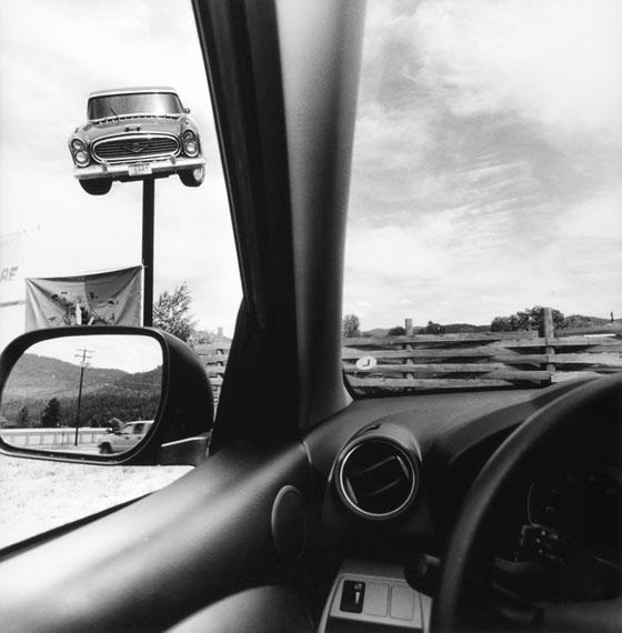 Montana 2008 © Lee Friedlander