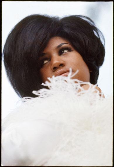 Aretha Franklin, Los Angeles © 1968 Paul McCartney / Fotografin: Linda McCartney