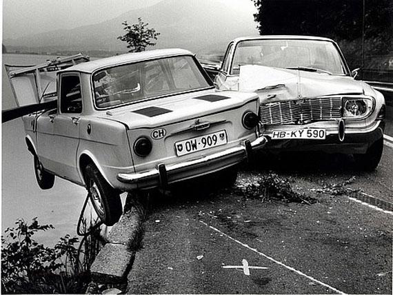 Arnold Odermatt: Stansstad, 1967Copyright: Urs Odermatt, Windisch Courtesy: Galerie Springer Berlin