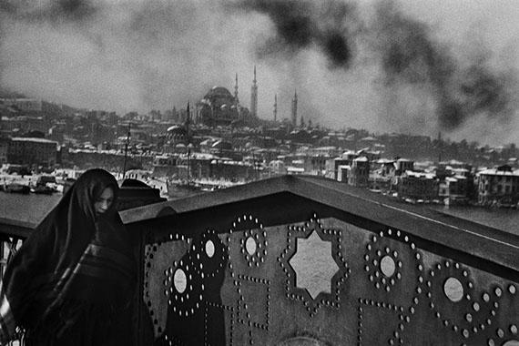 Ara Güler: Sueleymaniyemoschee1955