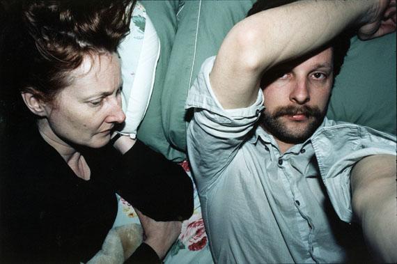 Leigh LedareMom and Me on bed (frontal)2006C-print©Leigh Ledare41,3 x 61 cm