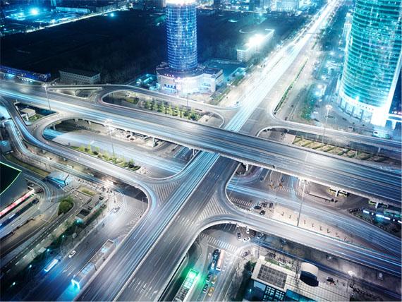 Josef Hoflehner: Interchange, (Beijing, China), 2012
