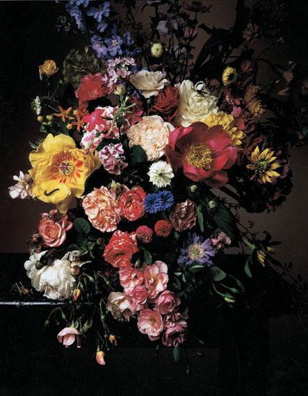 Guido MocaficoBouquet de FleursEdition von 18Chromogenic Print80 x 62 cm
