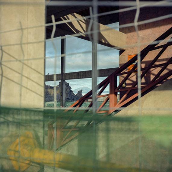 Oliver Krebs: ohne Titel, 2010Pigmentdruck, 80 x 80 cm