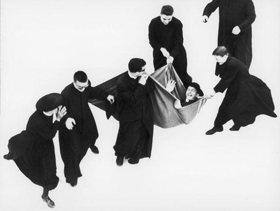 Mario GiacomelliIo non ho mani che mi accarezzino il volto, 1961-1963Gelatin silver print11.5 x 15.28 in (29.21 x 38.81 cm)Signed, titled and dated on the reverseEstimate $12,000 - $18,000