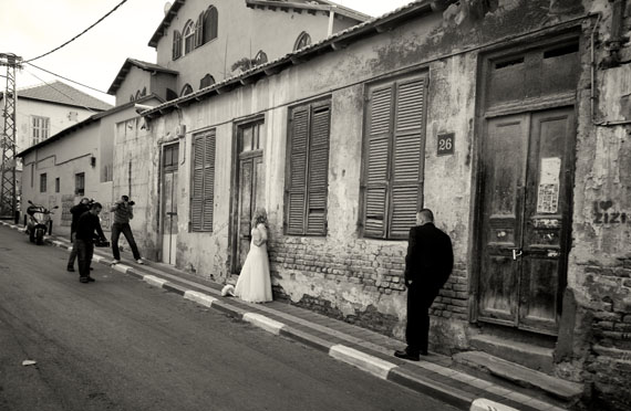 Noah Cohen: Subjekt Braut, Tel Aviv, 2011