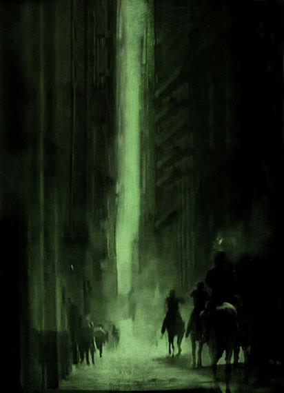 "Hugo Aveta ""Untitled #2 - Ritmos primarios, la subversiòn del alma"", 2013"