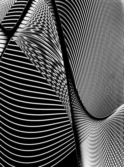 Heinrich Heidersberger: ca. 1953-1965, Rhythmogramm Nr. 3782 / 183c_A © Heinrich Heidersberger