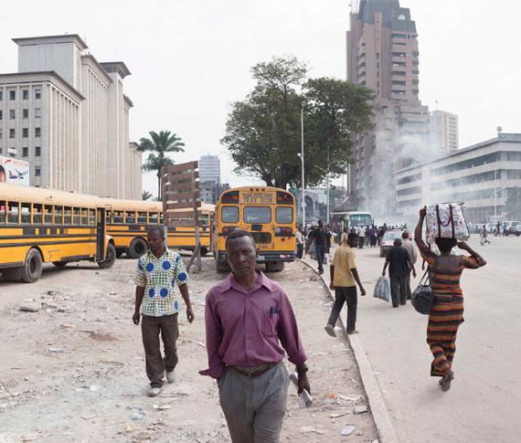 Lard Buurman: Boulevard 30 Juin, Kinshasa, Congo, 2011 / 2012