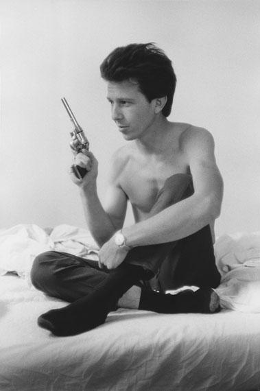 dead 1970 1968 © Larry Clark Courtesy Luhring Augustine, New York