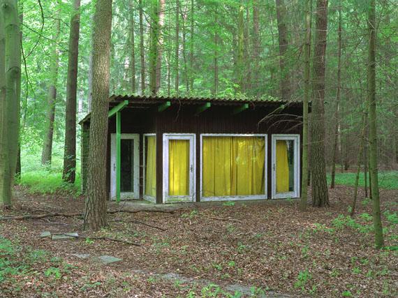 Daniel & Geo Fuchs: STASI secret rooms – Wandlitz, Honeckers Gartenhütte, 2005 © Daniel & Geo Fuchs