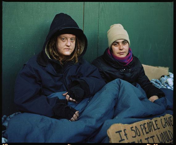 Residents of New York