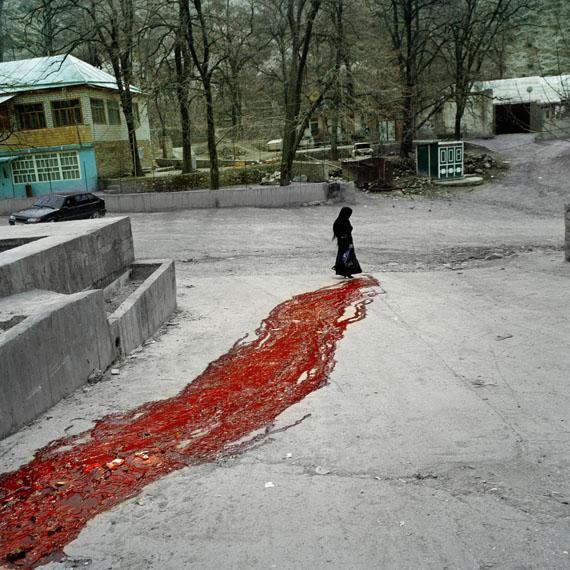 Davide Monteleone: Red Thistle #027, 2009. © Davide Monteleone