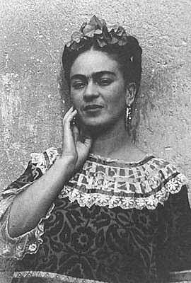 Frida Kahlo: Portraits of an Icon