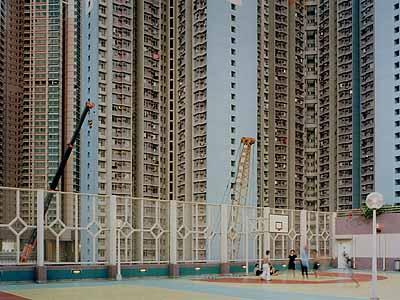 Peter Bialobrzeski, Deutschland, Hongkong