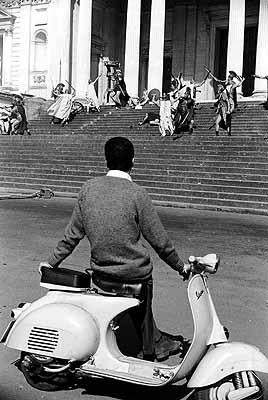 Gli anni della dolce vita : tendenze della fotografia italiana