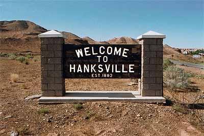 Welcome to Hanskville
