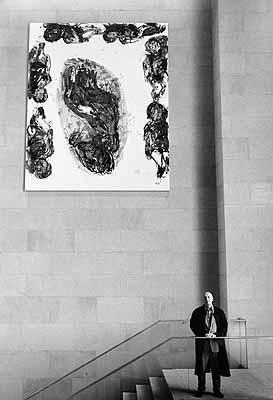 Politik und Kunst - Kunst und Politik - Künstler und ihre Werke im Reichstagsgebäude