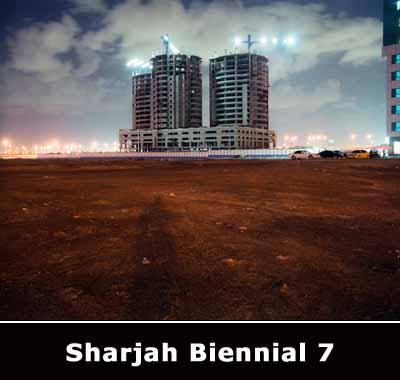 Sharjah International Biennial 7