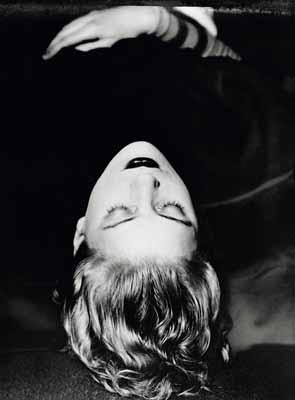 Lee Miller, 1930 circaFotografia new printEdizione 1978 di Pierre Gassmann30,7 x 22,9 cmcourtesy Giò Marconi, Milano
