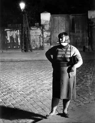 Brassaï's and Robert Doisneau's Paris