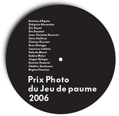 JEU DE PAUME PHOTOGRAPHY PRIZES