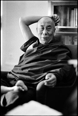 Unterwegs für den Frieden - Seine Heiligkeit der 14. Dalai Lama