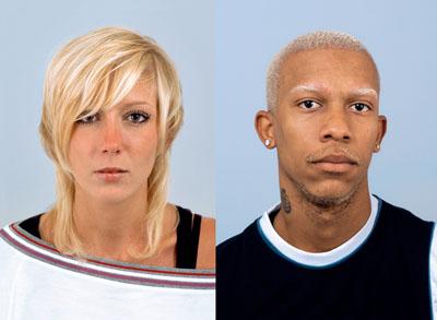 Olaf Nicolai, »The Blondes«, 2003/05, Courtesy Galerie EIGEN+ART Leipzig/Berlin; © VG Bild-Kunst, Bonn 2007