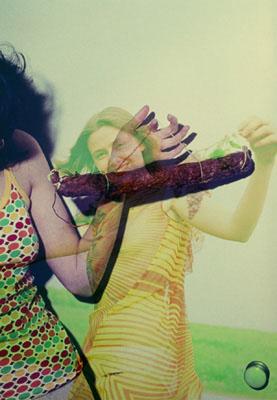 SuperimpositionsEnde der 60er bis Ende der 70er Jahre/ late 60ies to late 70iesFarbfotografie/color printin zwei Größen verfügbar/available in two sizes45 x 30 cm Aufl./ ed. 7139 x 89 cm Aufl./ed. 5Courtesy Barbara Gross Galerie, München