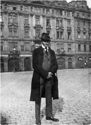 Kafkas Welt. Sein Leben in Bildern.