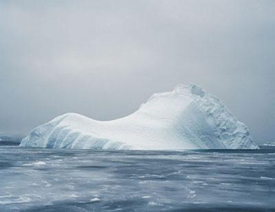 Iceberg I, 2005 Hr © Tiina Itkonen courtesy Michael Hoppen Contemporary