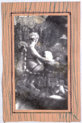 Untitled, (1950-1980) © Miroslav Tichy