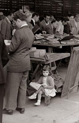© Ramón Masats Fotografías inéditas 1950-1960