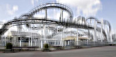 Sabine Wild . Movie Park, Bottrop-Kirchhellen