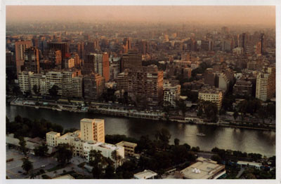 Cairoscape - Images, Imagination and Imaginary of a Contemporary Mega City