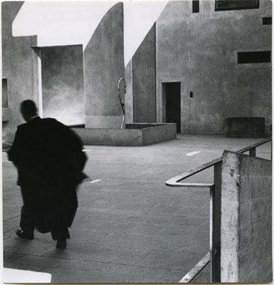 High Court Chandigarh,1953 © Lucien Hervé courtesy Michael Hoppen Gallery