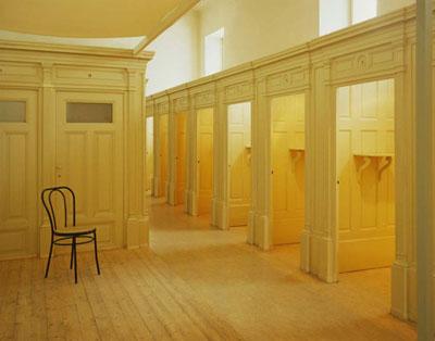Erich Lessing: Frauen in Baden bei Wien © Erich Lessing