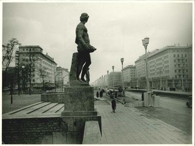 Gisèle Freund - Wiedersehen mit Berlin 1957-1962
