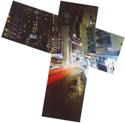 Space and Time in photographing Hong Kong