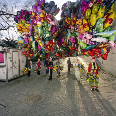 Kunstausstellung zu den Ruhrfestspielen 2009