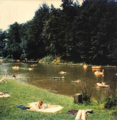 Frühe Bilder über Landschaften 1979-1984