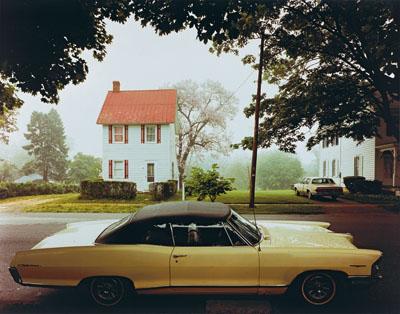 © Alfred Seiland, Odessa, Delaware, 1983, Sammlung Deutsche Börse