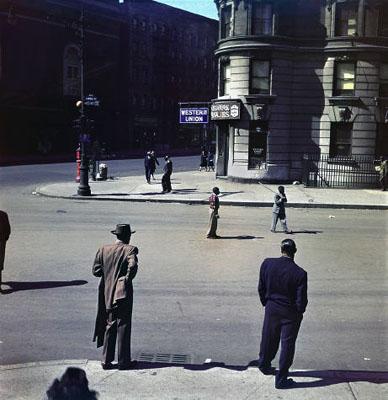 Ida Wyman, Stick Ball, St, Nicholas, NYC