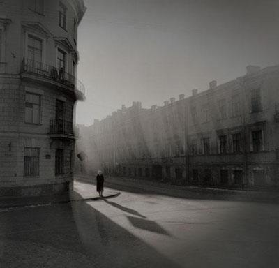 Saint Petersburg in Four Movements