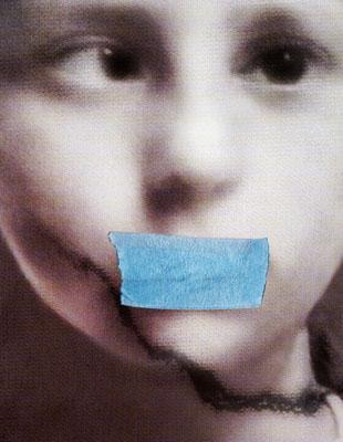 The Secret, 2010pigment print80 x 62cm, edition of 8 + 2 AP