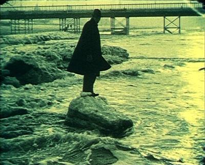 Fiona Tan, News from the Near Future 2003 film still © courtesy of the artist