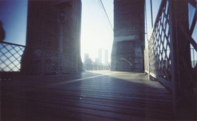 Bärbel Möllmann, Visions NYC: Brooklyn Bridge