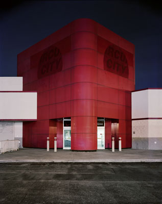 Brian Ulrich, Circuit City, Copia Dark Stores / Circuit City, 2009101.6 x 127 cmAuflage  7